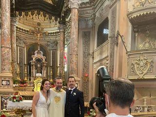 Le nozze di Roberto e Giulia 1