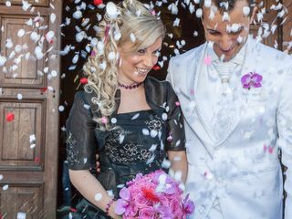 Le nozze di Katia e Tony