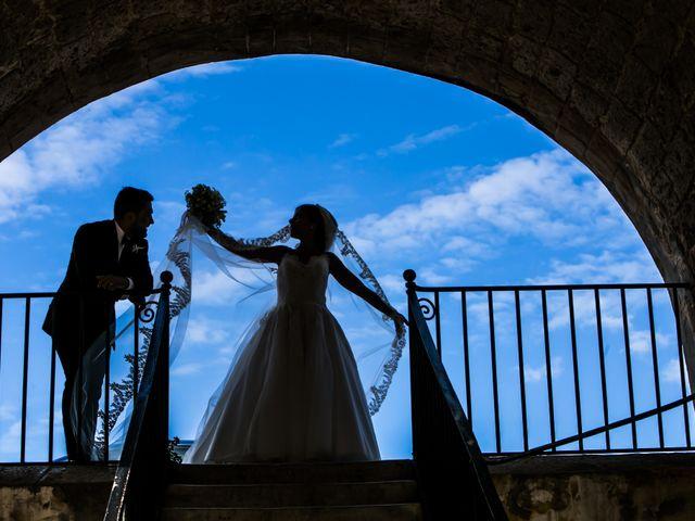 Le nozze di Angela e Leo