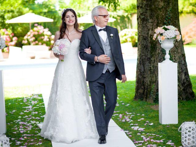 Il matrimonio di Vito e Marta a Osio Sotto, Bergamo 22