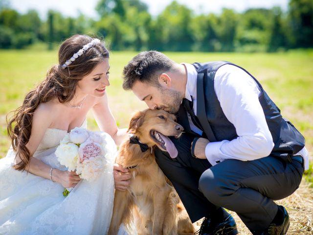 Il matrimonio di Vito e Marta a Osio Sotto, Bergamo 30