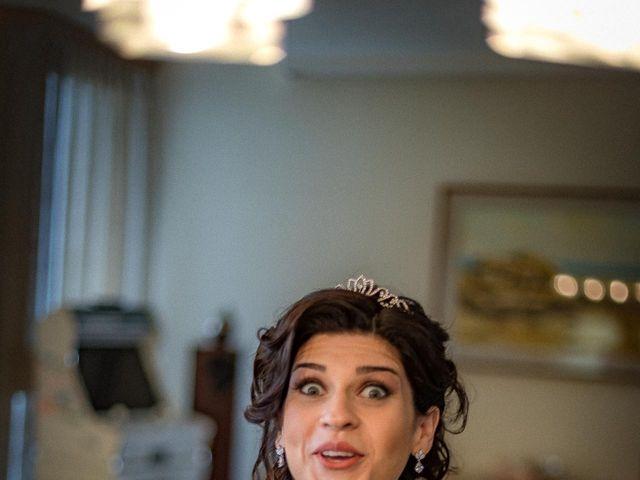 Il matrimonio di Simone e Romina a Mirano, Venezia 13