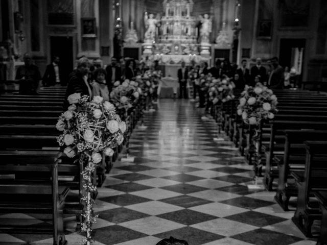 Il matrimonio di Simone e Romina a Mirano, Venezia 17