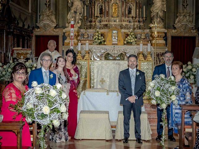 Il matrimonio di Simone e Romina a Mirano, Venezia 18