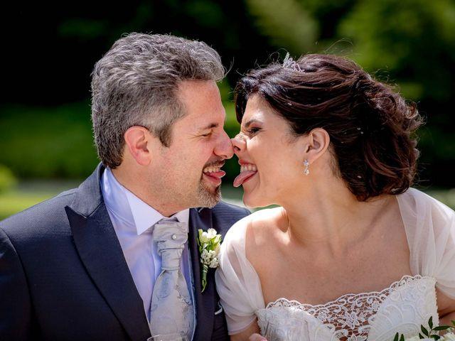 Il matrimonio di Simone e Romina a Mirano, Venezia 28