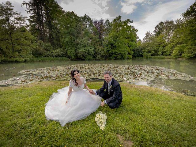 Il matrimonio di Simone e Romina a Mirano, Venezia 37