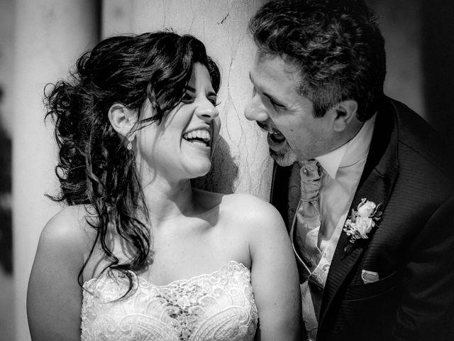 Il matrimonio di Simone e Romina a Mirano, Venezia 41