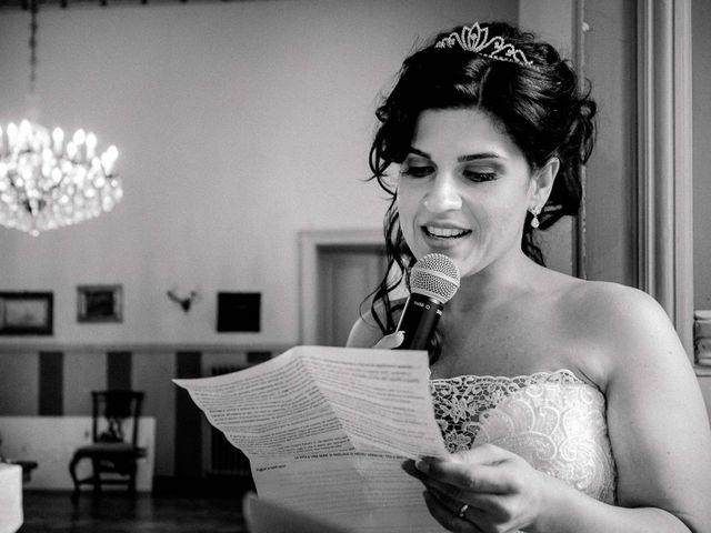Il matrimonio di Simone e Romina a Mirano, Venezia 45
