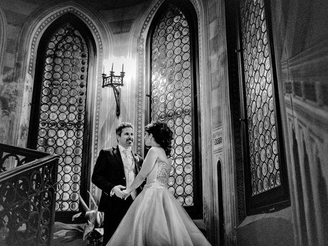 Il matrimonio di Simone e Romina a Mirano, Venezia 48