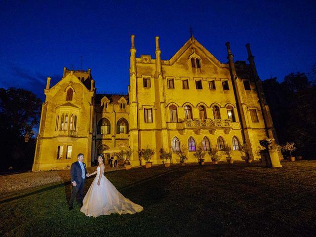 Il matrimonio di Simone e Romina a Mirano, Venezia 49