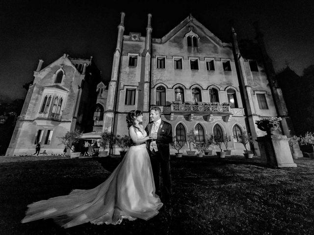 Il matrimonio di Simone e Romina a Mirano, Venezia 50