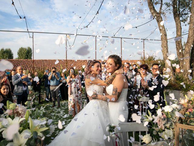 Le nozze di Lucia e Jessica