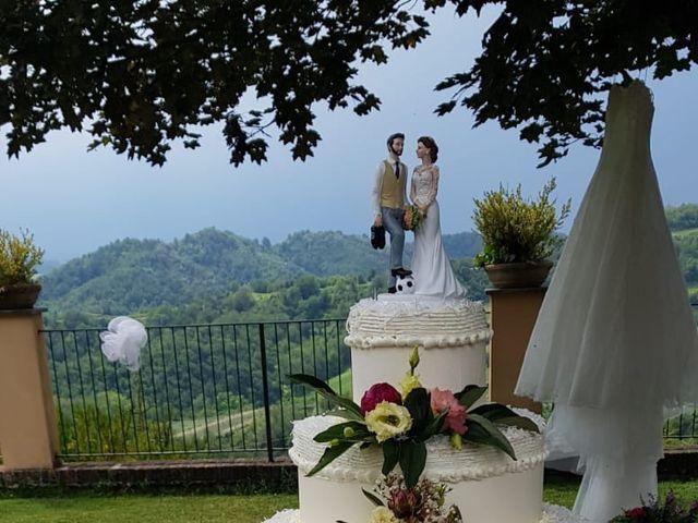 Il matrimonio di Francesco  e Cristina  a Soglio, Asti 3