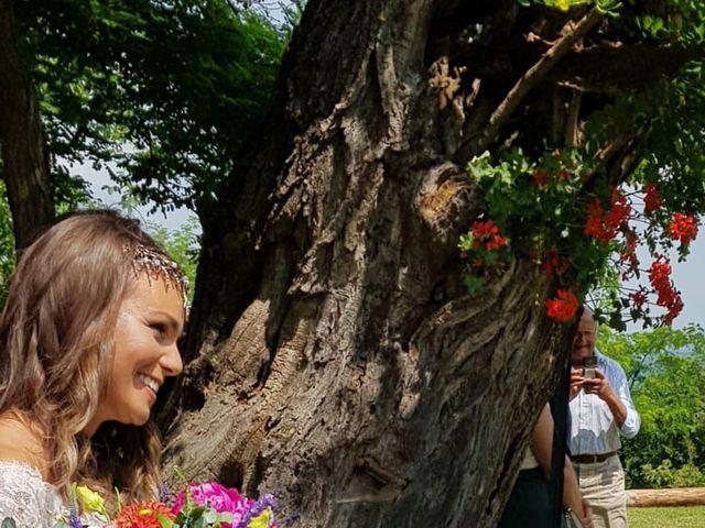 Il matrimonio di Francesco  e Cristina  a Soglio, Asti 4