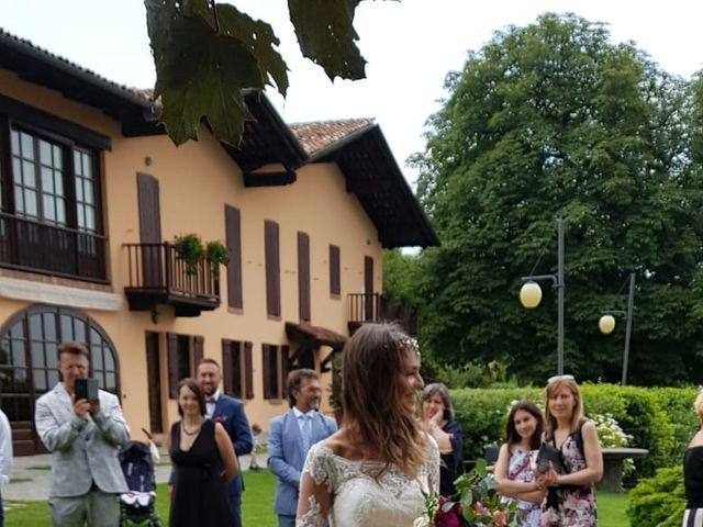 Il matrimonio di Francesco  e Cristina  a Soglio, Asti 6