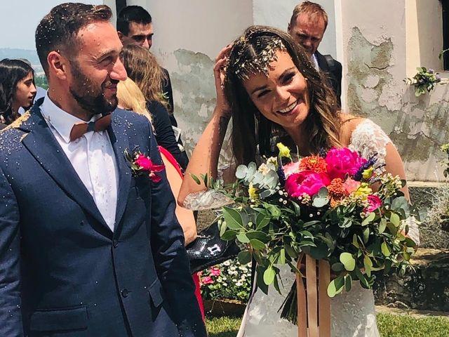 Il matrimonio di Francesco  e Cristina  a Soglio, Asti 9