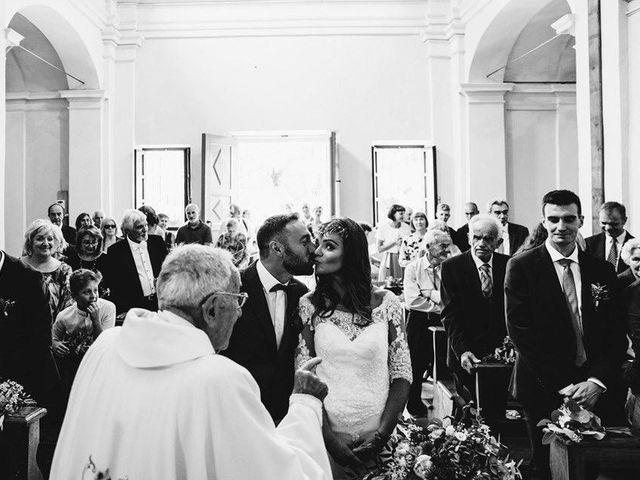Il matrimonio di Francesco  e Cristina  a Soglio, Asti 2