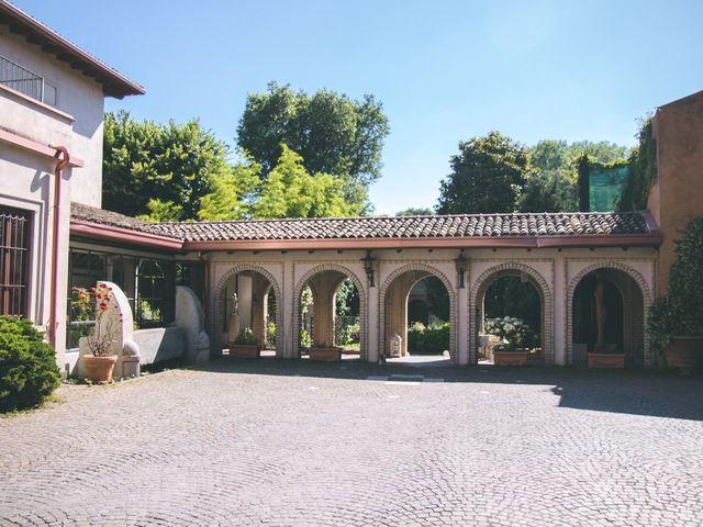 Il matrimonio di Renato e Chiara a Cassano d'Adda, Milano 22