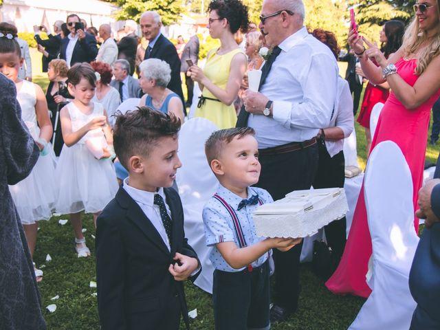 Il matrimonio di Renato e Chiara a Cassano d'Adda, Milano 61