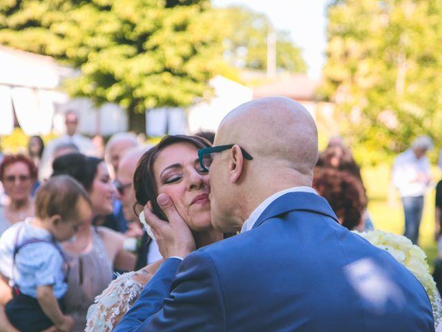 Il matrimonio di Renato e Chiara a Cassano d'Adda, Milano 65