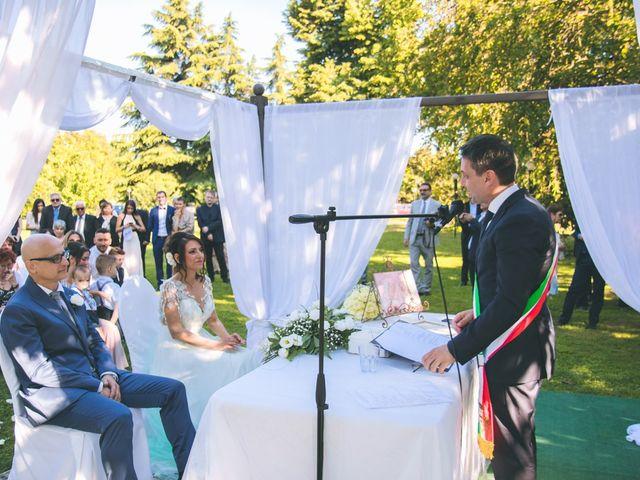 Il matrimonio di Renato e Chiara a Cassano d'Adda, Milano 69