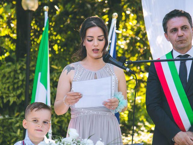 Il matrimonio di Renato e Chiara a Cassano d'Adda, Milano 72