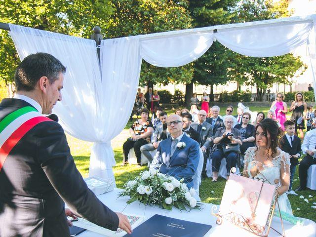 Il matrimonio di Renato e Chiara a Cassano d'Adda, Milano 80