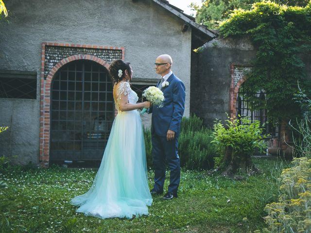 Il matrimonio di Renato e Chiara a Cassano d'Adda, Milano 107