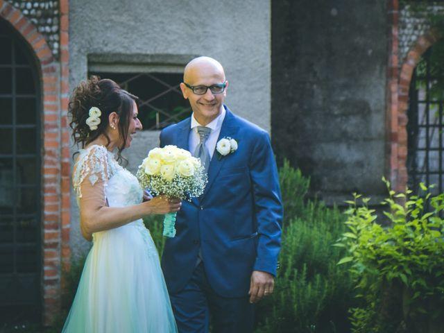 Il matrimonio di Renato e Chiara a Cassano d'Adda, Milano 108