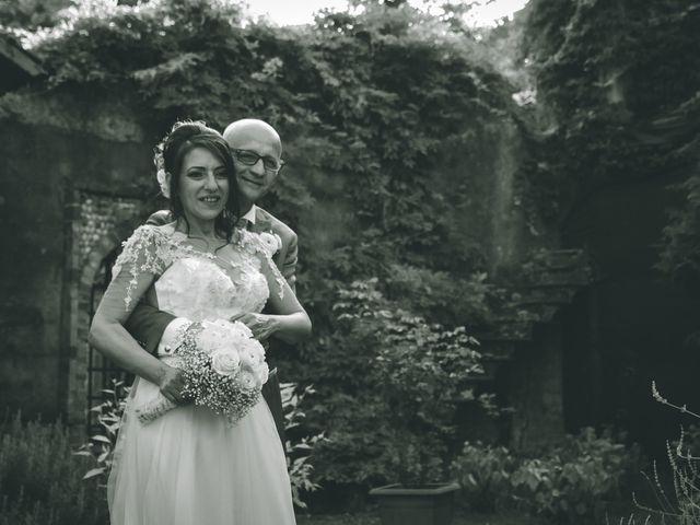 Il matrimonio di Renato e Chiara a Cassano d'Adda, Milano 111