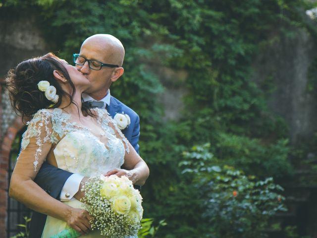 Il matrimonio di Renato e Chiara a Cassano d'Adda, Milano 112
