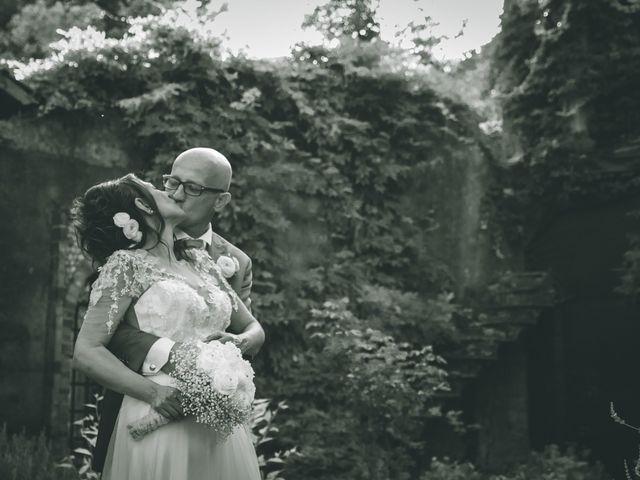Le nozze di Chiara e Renato