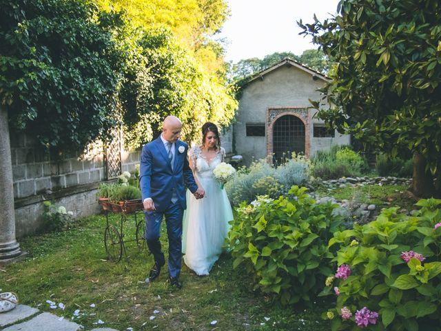 Il matrimonio di Renato e Chiara a Cassano d'Adda, Milano 119