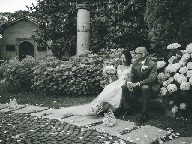 Il matrimonio di Renato e Chiara a Cassano d'Adda, Milano 120