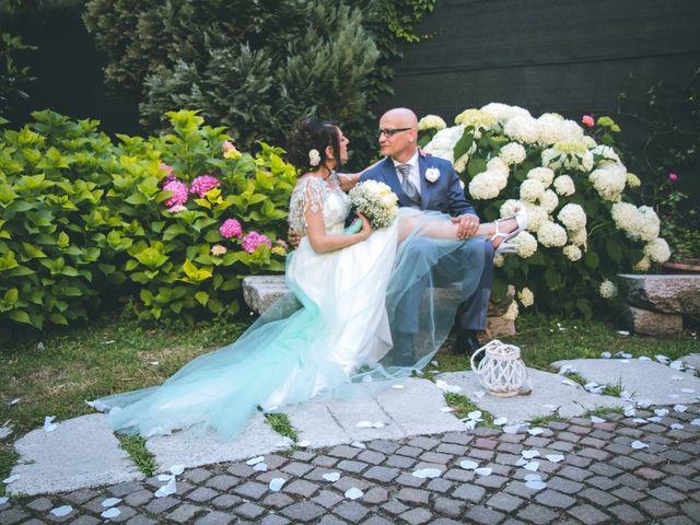 Il matrimonio di Renato e Chiara a Cassano d'Adda, Milano 121