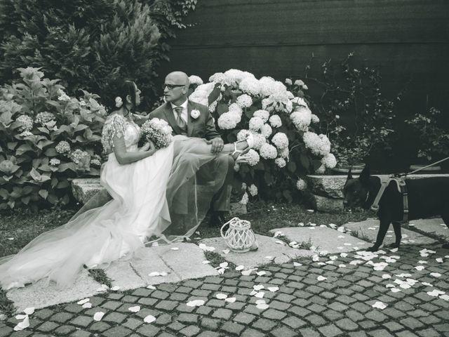 Il matrimonio di Renato e Chiara a Cassano d'Adda, Milano 122