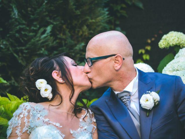 Il matrimonio di Renato e Chiara a Cassano d'Adda, Milano 123