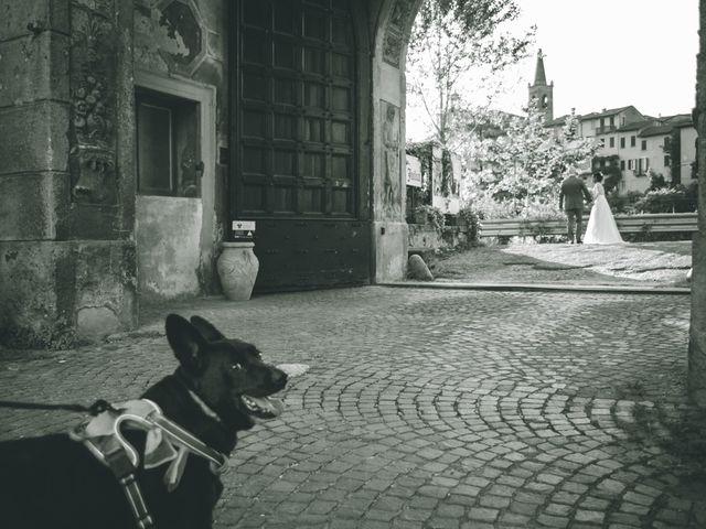 Il matrimonio di Renato e Chiara a Cassano d'Adda, Milano 131