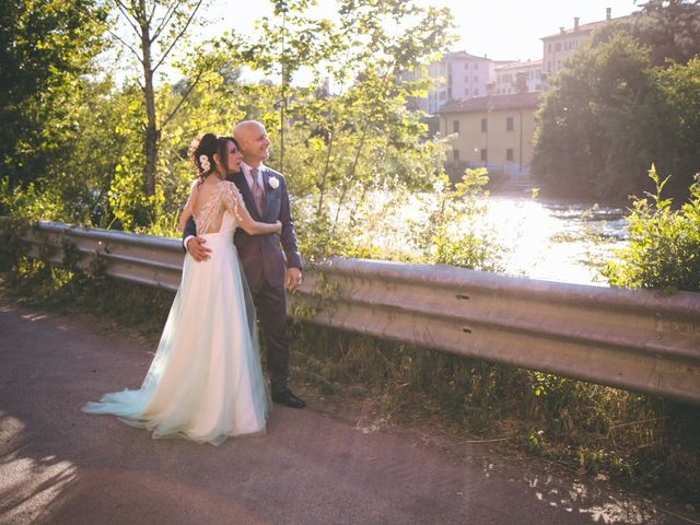 Il matrimonio di Renato e Chiara a Cassano d'Adda, Milano 135