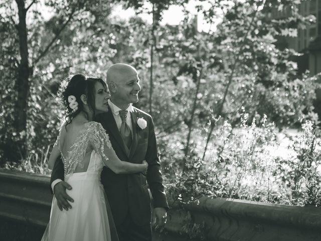 Il matrimonio di Renato e Chiara a Cassano d'Adda, Milano 136