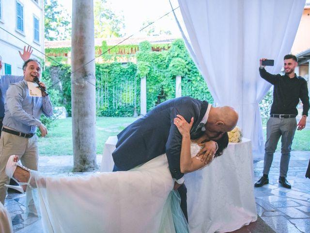 Il matrimonio di Renato e Chiara a Cassano d'Adda, Milano 153