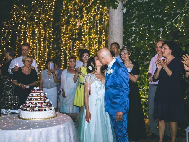 Il matrimonio di Renato e Chiara a Cassano d'Adda, Milano 257
