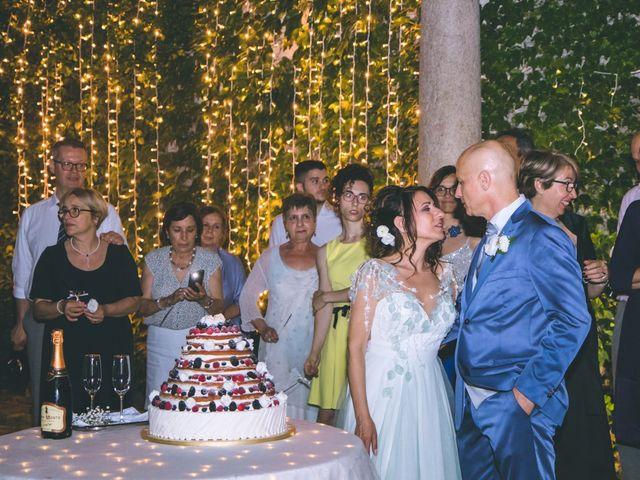 Il matrimonio di Renato e Chiara a Cassano d'Adda, Milano 258