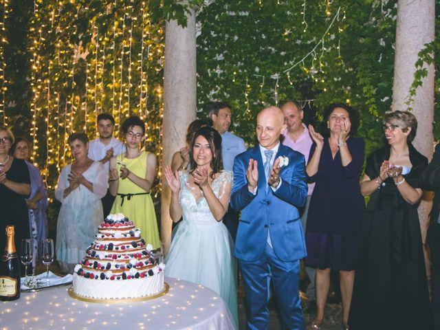 Il matrimonio di Renato e Chiara a Cassano d'Adda, Milano 260