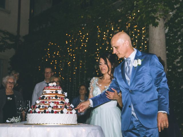 Il matrimonio di Renato e Chiara a Cassano d'Adda, Milano 261