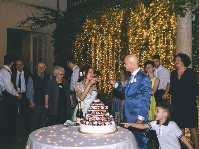Il matrimonio di Renato e Chiara a Cassano d'Adda, Milano 265