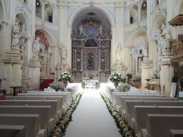 Il matrimonio di Lucio e Lucia a Lecce, Lecce 8