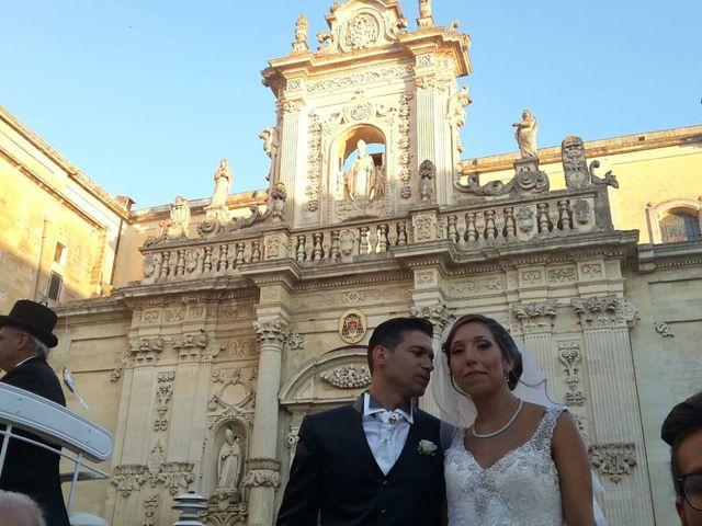Il matrimonio di Lucio e Lucia a Lecce, Lecce 11