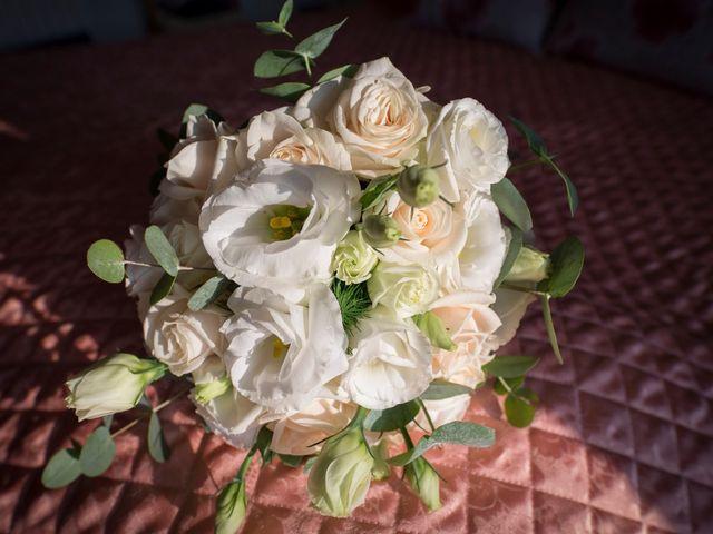 Il matrimonio di Yuri e Laura a Bereguardo, Pavia 4