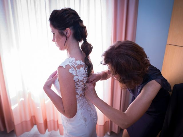 Il matrimonio di Yuri e Laura a Bereguardo, Pavia 12